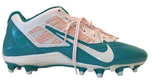 Nike Heren Alpha Pro Td Sb Lage Voetbalschoenen Miami Dolfijnen Groenblauw (12,5 M Ons)