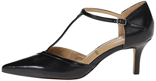Women's Amelia Trotters Sandal Dress Black qHSww4X1x