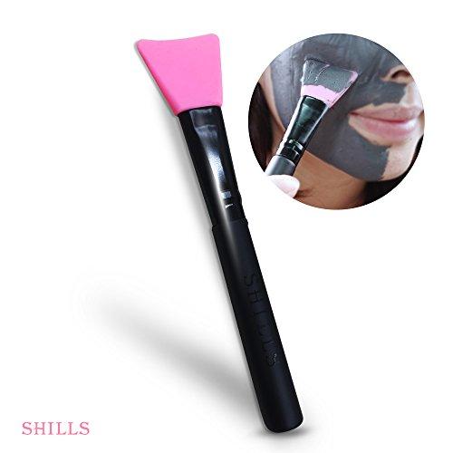 SHILLS Black Mask, Blackhead Remover Purifying Charcoal, Peel
