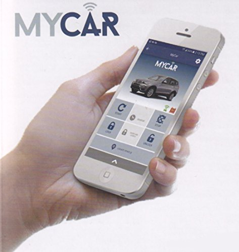 MyCar Addon Interface Module for Remote Start Control Using Your (Renewal Starter Kit)