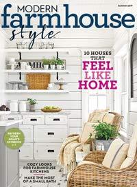 Modern Farmhouse Style Magazine 2019 + Free Gift (SUMMER 2019) (Cottage Modern Style)