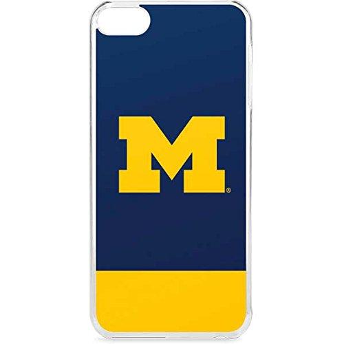 Skinit University of Michigan iPod Touch 6th Gen LeNu Case - University of Michigan Logo Design - Premium Vinyl Decal Phone -