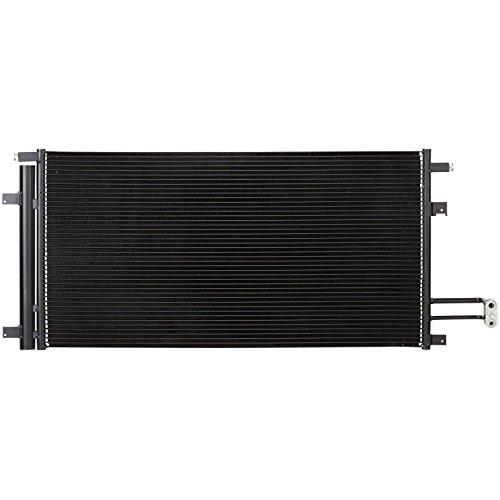 Gmc Yukon Air Conditioning Compressor (Spectra Premium 7-4283 Air Conditioning A/C Condenser)