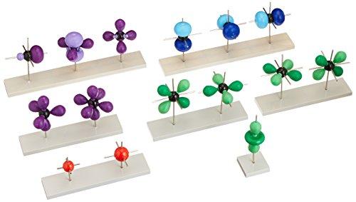 Molecular Models 16-IA702 Platinum Series Introductory Atomic Molecular Orbital Kit (Pack of 256)