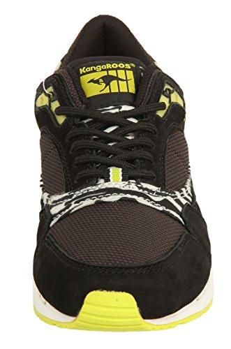 noir chaussures W Animal Rage Kangaroos tqwnEaIg