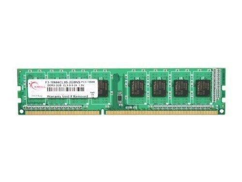 G.SKILL NS 2GB 240-Pin DDR3 SDRAM 1333 (PC3 10666) Desktop Memory Model F3-10666CL9S-2GBNS