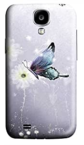 Samsung Galaxy S4 I9500 Hard Case - Dream Of The Butterfly 2 Galaxy S4 Cases