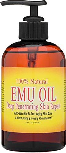 Emu Oil Deep Penetrating Skin Repair, 8 (Emu Oil)