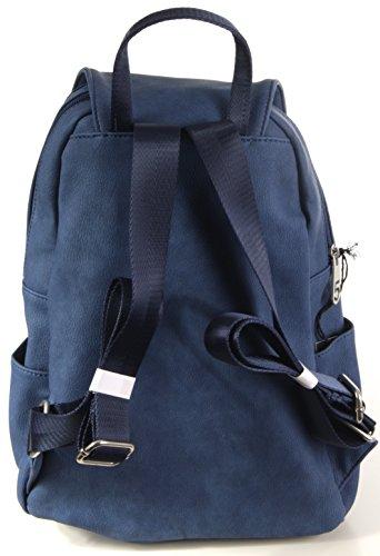 5 PREVIEW , Damen Rucksackhandtasche blau blau
