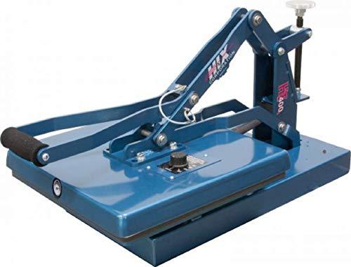 HIX HT-400E Manual Heat Press 15