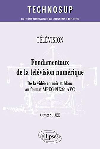 Fondamentaux de la télévision numérique : De la vidéo en noir et blanc au format MPEG4/H264 AVC ()