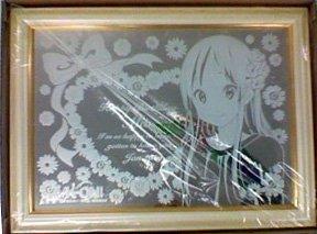[K-On  x TBS STORE] K-ON  Akiyama Mio birthday commemoration mirror (japan import)