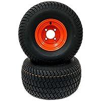 (2) Bad Boy Tire Wheel Assemblies 20x10.00-8 022-6000-50 Found on ZT Elite Model