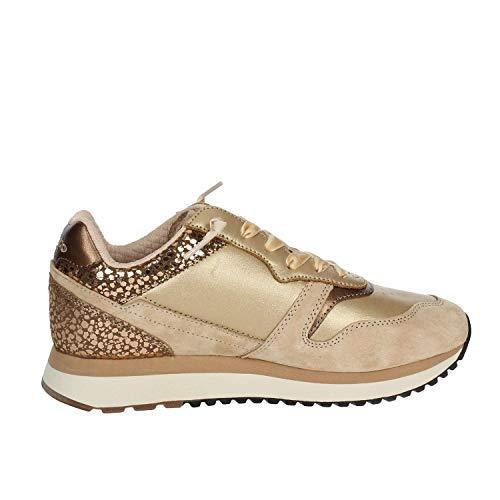 Leggenda T7431 Femme Beige Sneakers Petite Lotto 8qxBnU18
