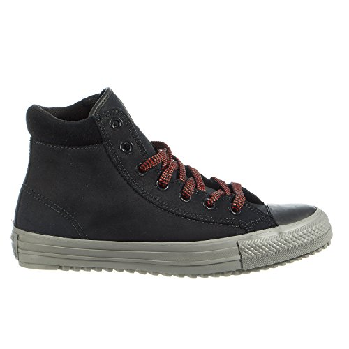 leather high tops - 6