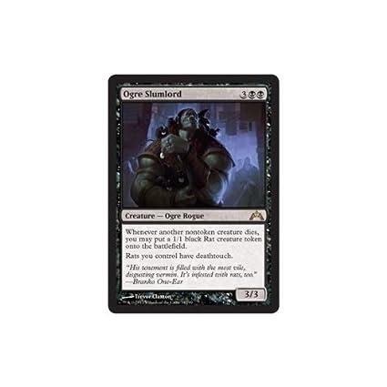amazon com magic the gathering ogre slumlord 74 gatecrash