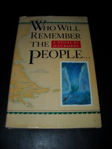 Book cover from Who Will Remember the People by Jean Raspail (1988-09-01) by Jean Raspail