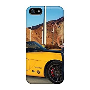 New Premium Flip Viper Babe Skin For SamSung Galaxy S5 Mini Phone Case Cover