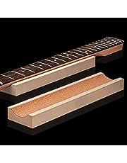 Bedler Gitarr nackstöd elektrisk akustisk gitarr bas nackstöd vagga vila stativ Caul
