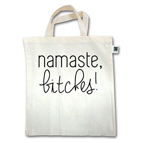 Camicie Informali - Namaste, Troie! - Unisize - Natural - Xt500 - Manico Corto In Juta