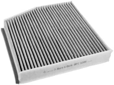 Borg /& Beck BFC1207 Activated Carbon Filter