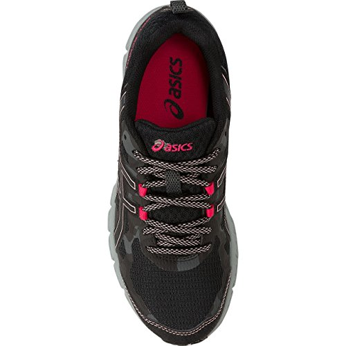 Pictures of ASICS Women's Gel-Scram 4 Running Shoe 1012A039 black 6