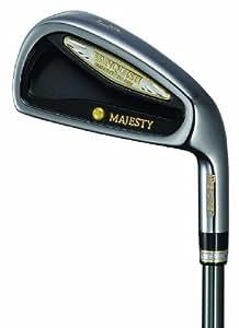 Maruman Golf Vanquish Irons, Set of 8 (RH, 5-PW, AW, SW, Graphite, Stiff)