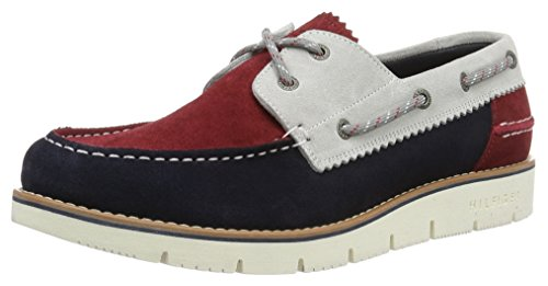 online store 67175 084c7 4b Shoes Boat Blue C2285ase Hilfiger 020 Tommy Rwb Men's ...