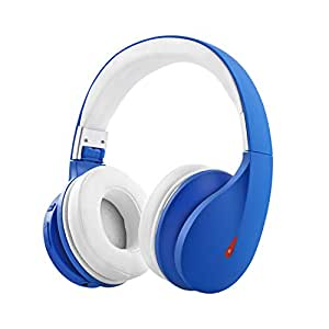 Wireless Bluetooth On-Ear Stereo Headphone Mixcder Drip, Over-Ear Headsets with Built-in Microphone, Long Battery Life
