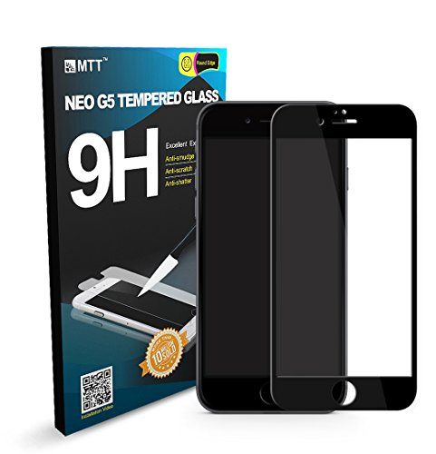 Apple iPhone 6S/6 3D Full Cover Tempered Glass by MTT
