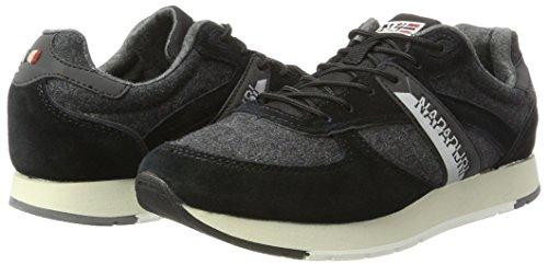 Rabina Footwear Black Mujer Zapatillas para N00 NAPAPIJRI Negro p5xdqnq