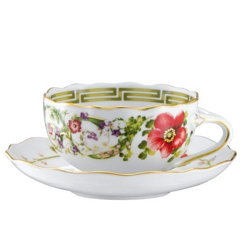 Demitasse Germany (Versace Flower Fantasy Tea Cup)