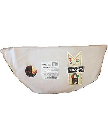 Media rueda de queso Italiano Gran Conte Nero 30 meses de curación 18 kg.Sin
