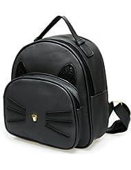 Zahara Women Ladies Kids Girls PU Backpack Mini Cute Casual Daypack Purse