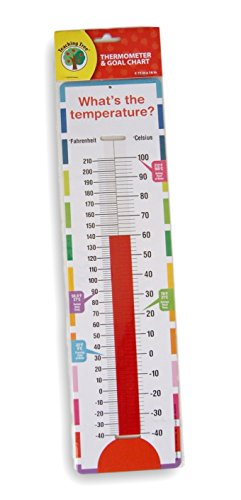 Teaching Tree Thermometer and Goal Chart - 16