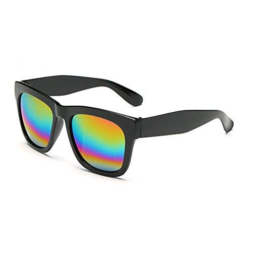 las sol Aoligei gafas hombres de B de sol retro señoras estrellas sol de Gafas gafas de gafas grandes con nnrSxEwH7O