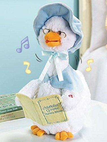 Animated Storyteller Mother Goose Stuffed Animal Children