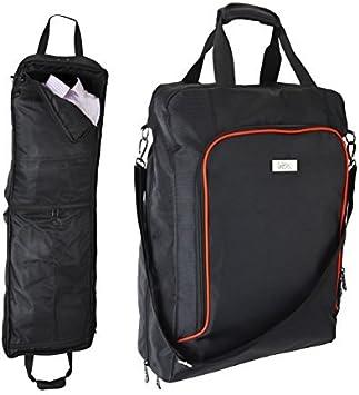 Amazon Bagage Cabine Business Porte Costume Et Porte Robe 55x40x18cm Noir ¬ーメントバッグ