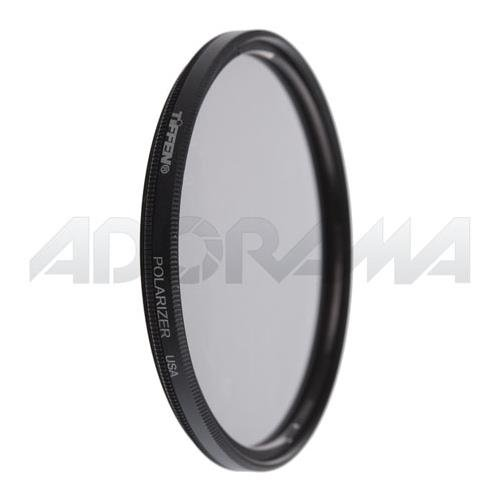 Tiffen 58mm Linear Polarizer Glass Filter
