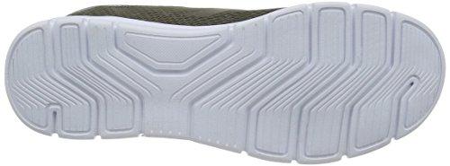 Hummel - Zapatillas de Material Sintético para niño marrón