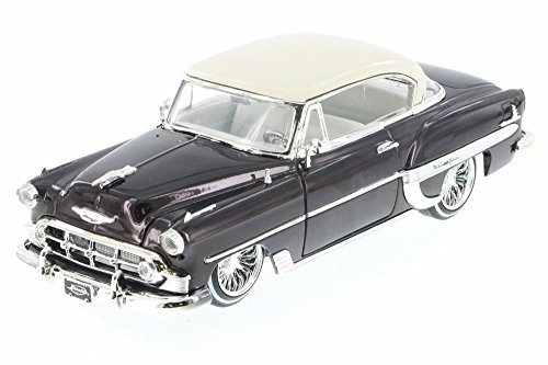 - 1953 Chevy Bel Air Hard Top Lowrider, Bronze - Jada 98918-MJ - 1/24 Scale Diecast Model Toy Car (Brand New but NO BOX)