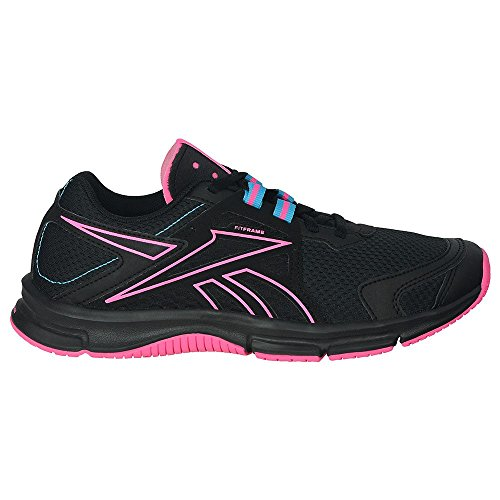 38 Run Pointure Noir 0 M43575 Couleur Quickedge Reebok rose 6ZO4S