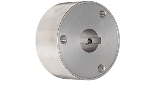 2.00 OD No Keyway 3//8 Bore 2.00 OD 3.52 Overall Coupling Length Lovejoy RRU-50 Drop-Out Style Uniflex Coupling Hub 3//8 Bore 3.52 Overall Coupling Length