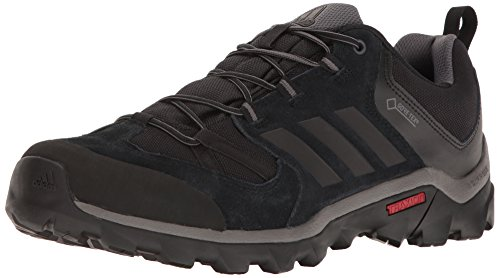 adidas Outdoor Men's Caprock Gore-Tex Hiking Shoe, Granite/Black/Night Met, 8.5 M US