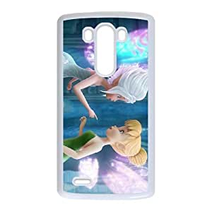 LG G3 Cell Phone Case White Disney Secret of the Wings Character Gliss Eppcs