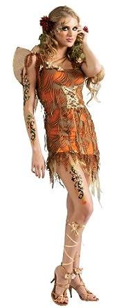 Rubieu0027s Costume Adult Harvest Moon Fairy Costume Orange X-Small  sc 1 st  Amazon.com & Amazon.com: Rubieu0027s Costume Adult Harvest Moon Fairy Costume Orange ...