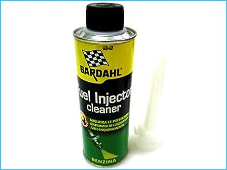 Bardahl Fuel Injector Cleaner Additivi Pulitore Iniettore Benzina 300 ML n. 2 flaconi