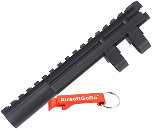 CYMA AK74 Metal Top Rail For Marui King Arms APS AEG Airsoft Toy CYMA-C07