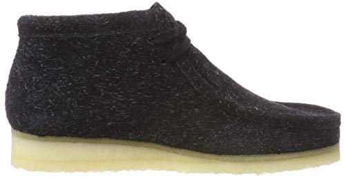 Clarks Black Noir Botines Interest Femme Boot Wallabee Originals O1wFqUg1