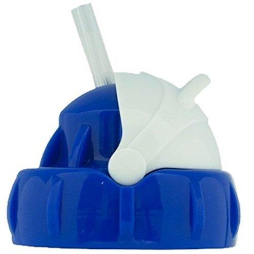 PACIFIC BABY Accessoire Top Paille pour Biberon Bleu/Blanc 487